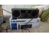 Brand new Blaupunkt Bluetooth speaker and DAB digital radio
