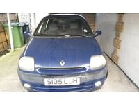 Automatic Renault Clio For Sale £650
