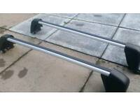 Genuine Vauxhall Astra Roof Bars for MK6.