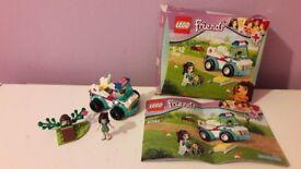 Lego Friends set 41086