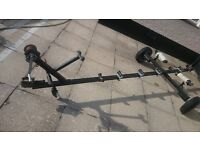 Boat Trailer with winch