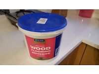 Stikatak Wood Flooring Adhesive 5KG. Barely used