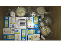 24 gu10 1 watt bulbs