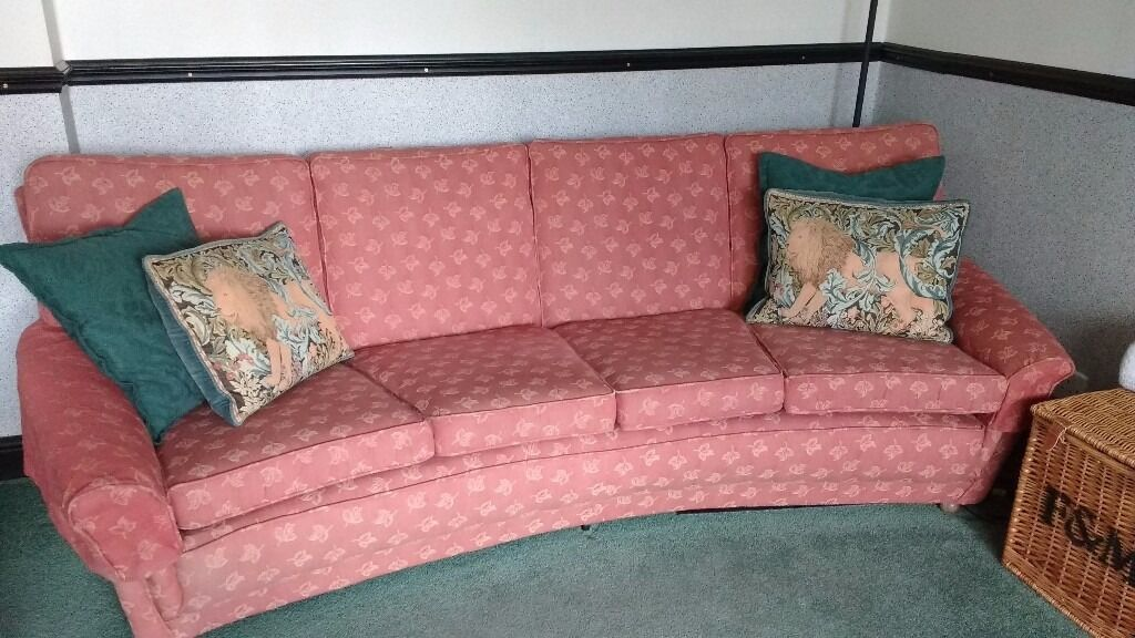 Sofa And Matching Arm Chairs In Ingol Lancashire Gumtree
