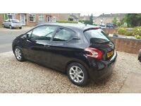 Peugeot 208 Active 1.2, 2012 - cheap tax