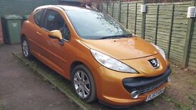 For sale Peugeot 207 sport mot failure