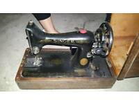 Singer sewing machine 1980s