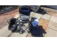 Babystyle Travel System £130