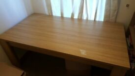 Large Dining Table for free - collection asap please
