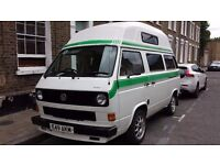 RARE CLASSIC 1988 VW T25 WEST COUNTRY KESTREL CAMPER VAN