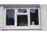 Double Glazed Window with Locks