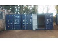 Container storage (Mildenhall industrial estate )