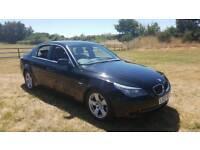 BMW 523i saloon fsh 6 speed manual cheap car Kent bargain