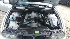 Breaking BMW 530 M-Sport E39