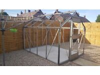 Greenhouse 8X6 frame only No glass