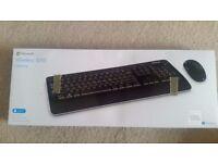 [NEW] Wireless Keyboard and Mouse Microsoft 3050