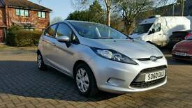 Ford Fiesta 1.6 econetic quick sell