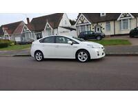 Toyota Prius 1.8 VVT-i T Spirit CVT 5dr UK Model FTSH PCO Genuine 71K mileage