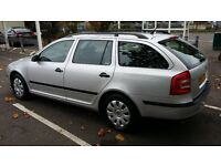 Skoda octavia for sale or swap to LHD