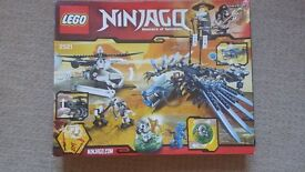 * * LEGO - STAR WARS / NINJAGO / CHIMA / CITY etc * * BOXED & COMPLETE inc MINIFIGS & Instructions
