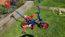 Boys 1st bike