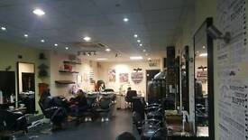 Ash cut&colour hairdresser