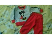Girl's Sport Suit for 1-2 yo