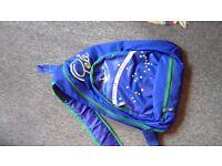 Football rucksack