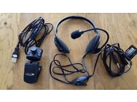 Webcam and Headset Chat Pack