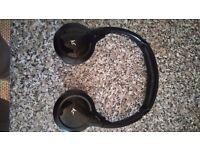 Wireless Bluetooth KS Arcade Headphones.