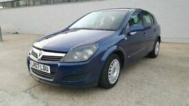 Vauxhall Astra 1.8 i 16v Life 5dr. Petrol/Automatic (LOW MILEAGE 47415)