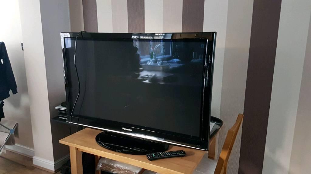 "Panasonic Viera 42"" Plasma TV Full HD 1080p"