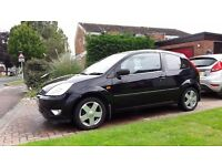 Ford Fiesta 1.4l Flame, petrol, manual, good condition, ideal first car