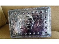 Iron Maiden - Eddie's Archive (Parental Advisory, 2002) Complete 1st EDITION