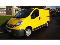 EXCEPTIONAL CONDITION Vauxhall Vivaro 2900 CDTI SWB - NO VAT TO PAY