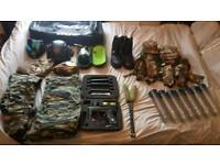 Riot Guard Paintball bundle.