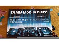 DJMB Mobile disco service