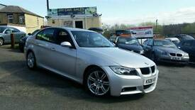 2008 BMW 318I M SPORT 4 DOOR SALOON