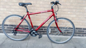 Appolo CX10 Hybrid bike good clean condition (city centre)