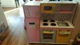 Kidkraft Pastel Kitchen and Accessories