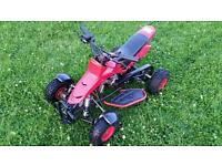 Mini moto bike quad
