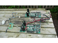 meridian 557 amplifier spare parts