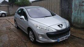 Peugeot 308 1.6 VTi SE 5dr LOW MILEAGE * 76,300 * ONLY [ QUICK SALE ]