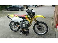 2008 DRZ 400 SM / S