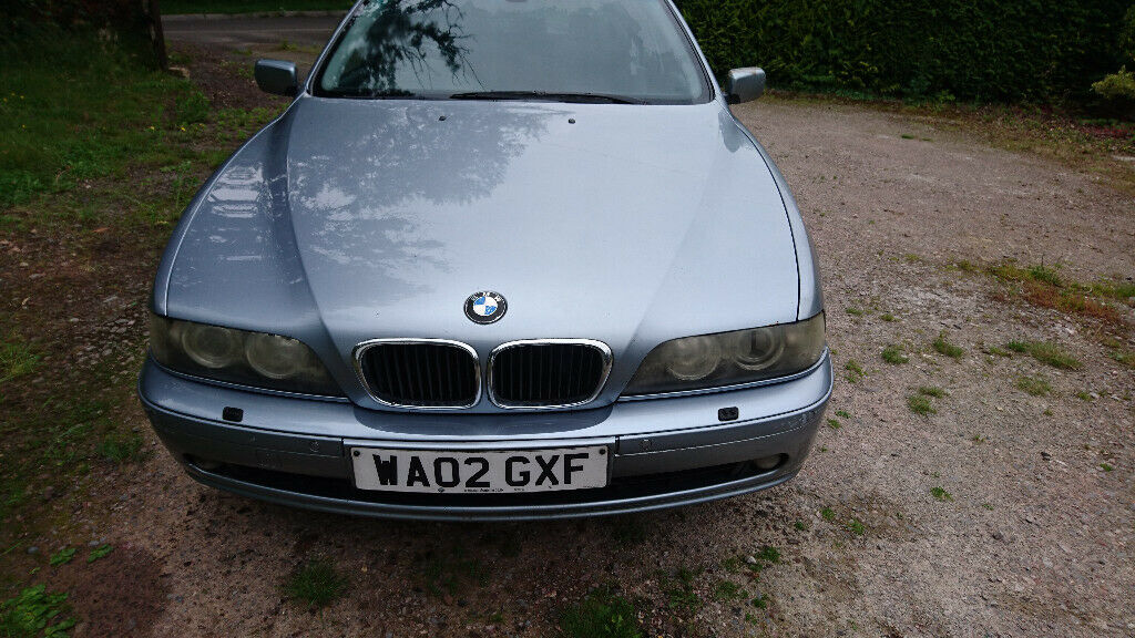 2002 BMW 525i Touring with LPG Conversion - E39 Auto Estate - Leather /  Xenons / Tow Bar etc   in Totton, Hampshire   Gumtree