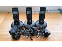 BT Graphite Cordless Phone (power unit not working)