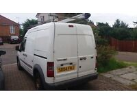 Ford Transit Connect LWB and high top - only 2 owners from new - Excellent price for quick sale