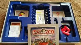 Monopoly.. The Here & Now Limited Edition