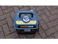 petrol generator , 2 stroke , workzone