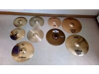 Cymbals, Snare and Double Kick FOR SALE